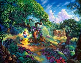 Snow White and the Seven Dwarfs   Disney Princess Photo