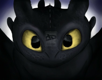 Displaying 17 Images For   Night Fury Toothless Wallpaper