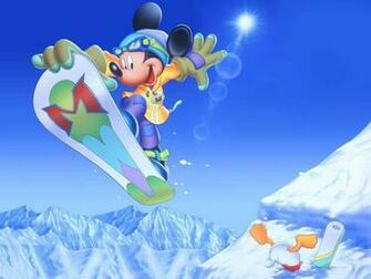 Mickey Mouse Disney Desktop Wallpaper