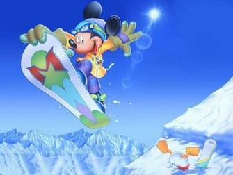 Mickey Mouse Disney Desktop Wallpaper