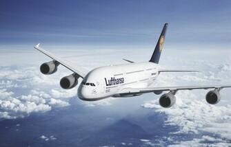 A380 Lufthansa 2504x1600 6107 HD Wallpaper Res 2504x1600 DesktopAS