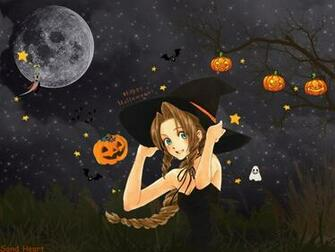 Halloween Anime Wallpaper