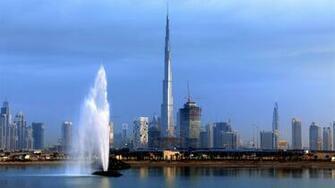 Burj Khalifa Wide Wallpaper   Travel HD Wallpapers
