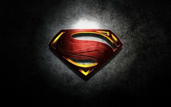 Wallpaper of the Week   Man of Steel Abduzeedo Design Inspiration