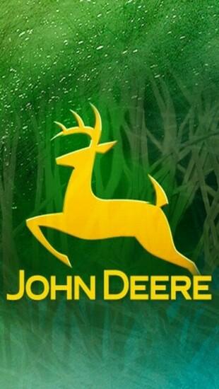 Go Back Pix For John Deere Logo Wallpaper