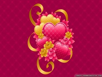 Wallpaper Backgrounds Valentines Day Heart Wallpapers