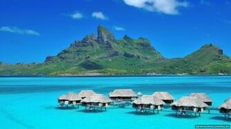 Regis Bora Bora Resort Wide Desktop Wallpapers   New HD Wallpapers