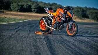 KTM 1290 Super Duke Desktop Backgrounds