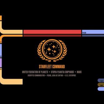 Star Trek Next Gen Wallpapers for iPad gedblog