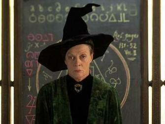 Minerva McGonagall Wallpaper   Hogwarts Professors Wallpaper