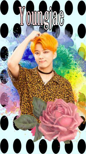 FreeToEdit bap BAP BAP Youngjae wallpaper background