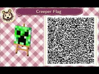 Free Download Animal Crossing New Leaf Custom Design Qr Codes By