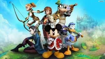 Kingdom Hearts Wallpaper   wallpaperwallpapersfree wallpaper