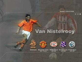 Mancaster United Sport Van Nistelrooy wallpapers