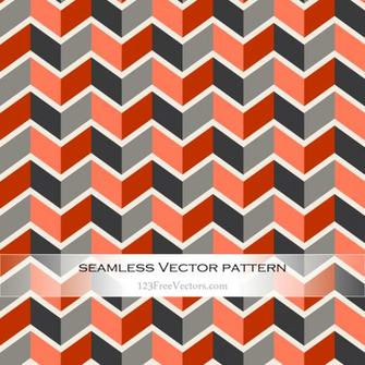 Colorful Zigzag Pattern Wallpaper Download Vector Art