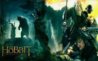 The Hobbit Movie Wallpaper