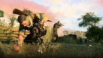 Sniper Elite Wallpaper 2706 1920 x 1080   WallpaperLayercom