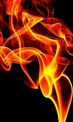 live wallpaper of moving fireLooking Burning fire on your desktop