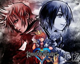 Wallpaper Kingdom Hearts by Danny X