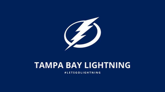 Minimalist Tampa Bay Lightning wallpaper by lfiore