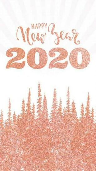 New Year 2020 iPhone Wallpapers