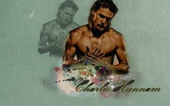 Charlie Hunnam Wallpaper by Xocoley25oX