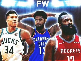 The Only 5 Players Who Can Win The 2018 19 MVP Award Fadeaway World