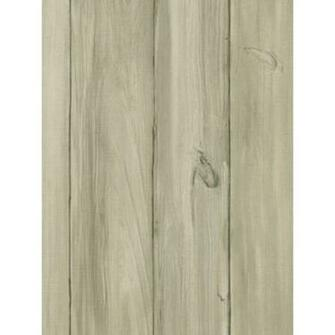 GREY AND BEIGE WORN WOOD PLANKS WALLPAPER   All 4 Walls Wallpaper