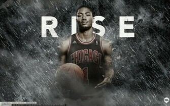 derrick rose rise wallpaper by ishaanmishra customization wallpaper