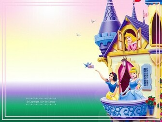 Disney Princess Wallpaper disney princess 6247905 1024 768jpg