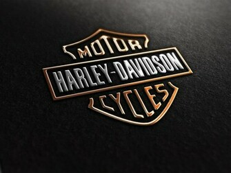 Harley Davidson Logo wallpapers Harley Davidson Logo stock photos