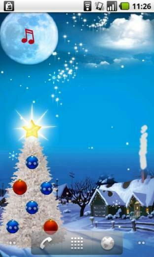 Android Christmas Live Wallpaper Android App Download