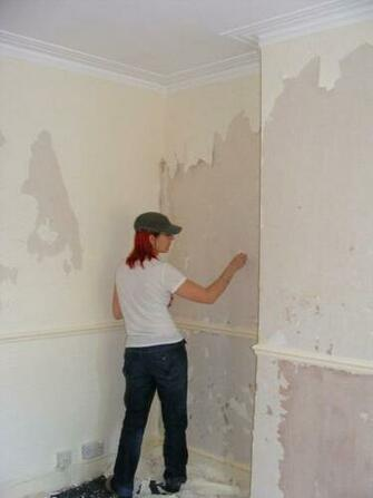 How to Remove Wallpaper DIY Pinterest