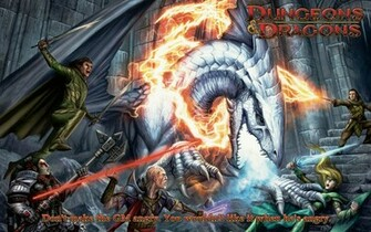 HD Dungeons And Dragons Games Wallpapers