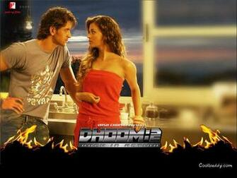Dhoom 2 wallpapers Aishwarya Rai Wallpapers Abhishek Bachchan