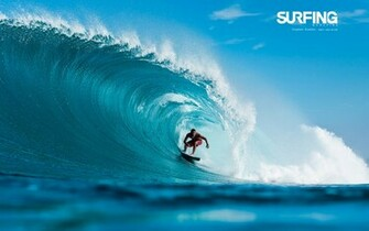 Surfing in Teahupoo Tahiti Wallpapers HD Wallpapers