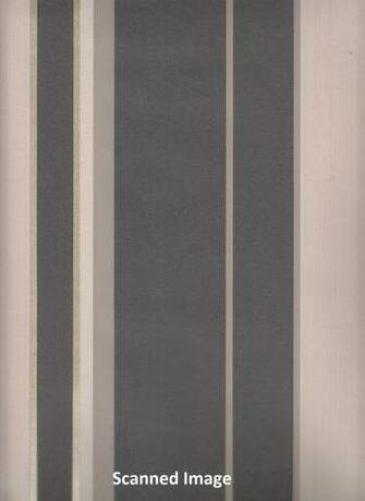 Stripe Wallpaper Black Gold Taupe Vertical Striped Wallpaper Cream