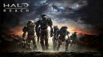 the launch of Microsoft and Bungies epic sci fi shooter Halo Reach