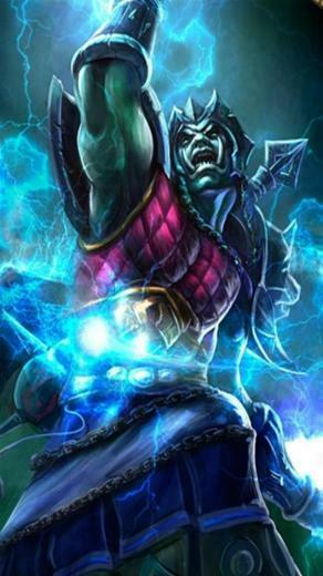 World of Warcraft 3 Game iPhone Wallpapers iPhone 5s4s3G