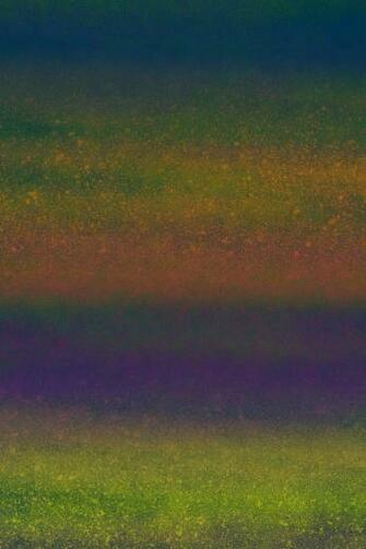 Field Wallpaper Green Purple Yellow Hazy Galaxy Splash
