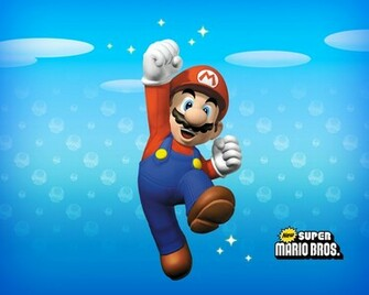 Super Mario HD Wallpaper   Wallpapers