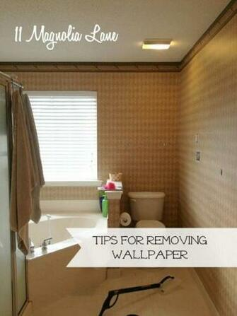 How to Easily Remove Wallpaper Tips to Make it as Painless as
