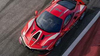 Ferrari 488 Challenge Evo 2020 Wallpaper HD Car Wallpapers ID