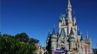 Disney Castle HD Wallpaper   iHD Wallpapers