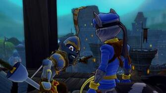 Sly Cooper Thieves in Time video game wallpapers Wallpaper 136 of