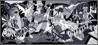 Picasso Guernica Wallpaper Pictures