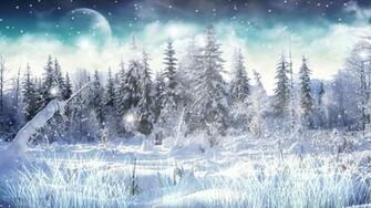 Download Winter Snow Screensaver Screensavergiftcom