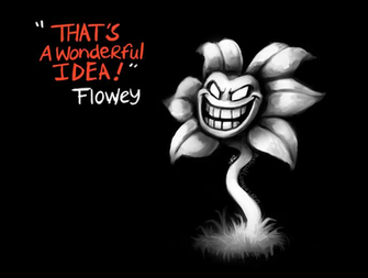 Flowey   Undertale by MusicalCombusken