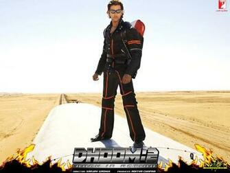 Dhoom 2 2006 Wallpapers hrithik roshan 285   Bollywood Hungama
