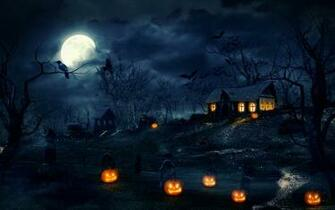Top 10 HD Halloween 2014 Wallpapers for PC AxeeTech